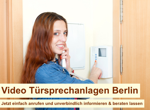 Funk Video Türsprechanlage Berlin