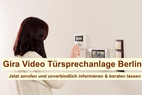 Gira Video Türsprechanlage Berlin