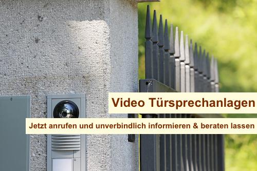 Video Türsprechanlage 1 Familienhaus Berlin