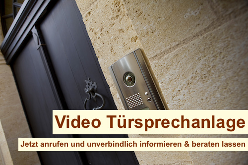 Video Türsprechanlage 2 Draht Berlin